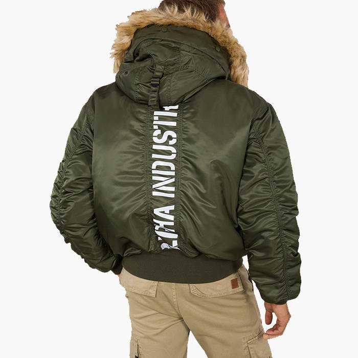 Alpha Industries 45P Hooded Custom 113145 257