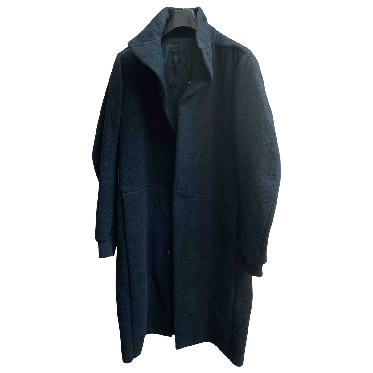 Rick Owens \N Black Cashmere coat  for Men 54 IT