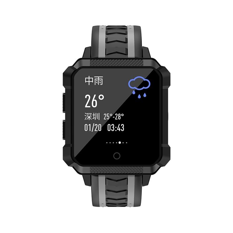 Ericdress Smart Waterproof Multifunction Colour Watch