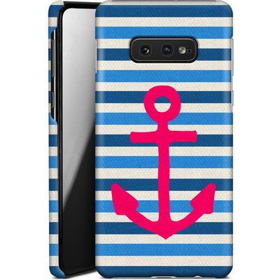 Samsung Galaxy S10e Smartphone Huelle - Stay von Bianca Green