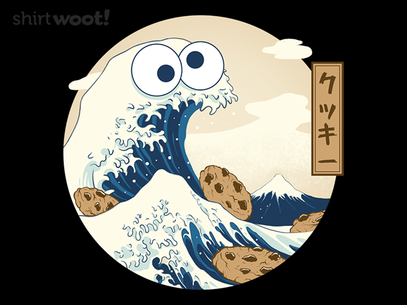 Cookiegawa Wave T Shirt