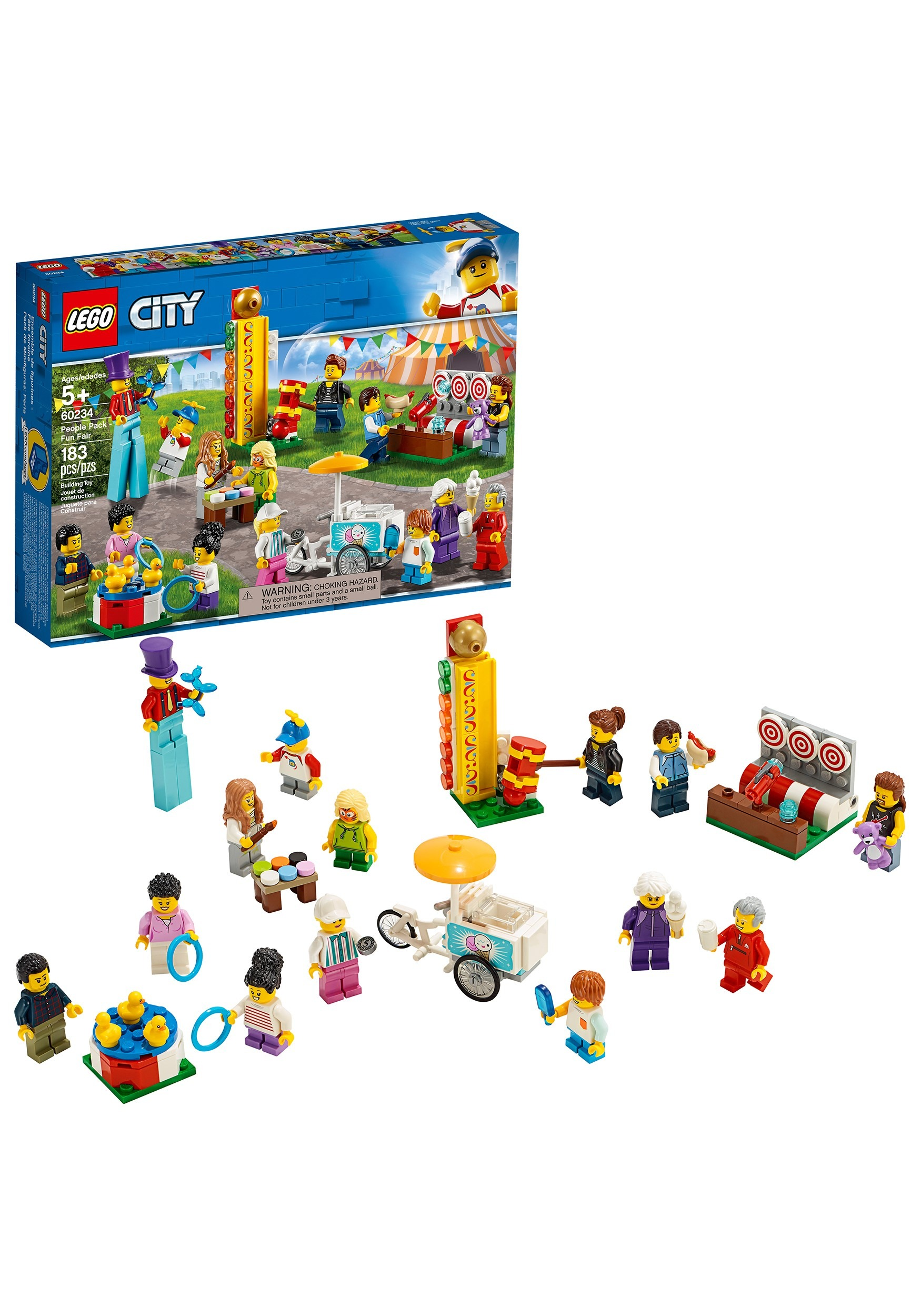 People Pack LEGO City - Fun Fair