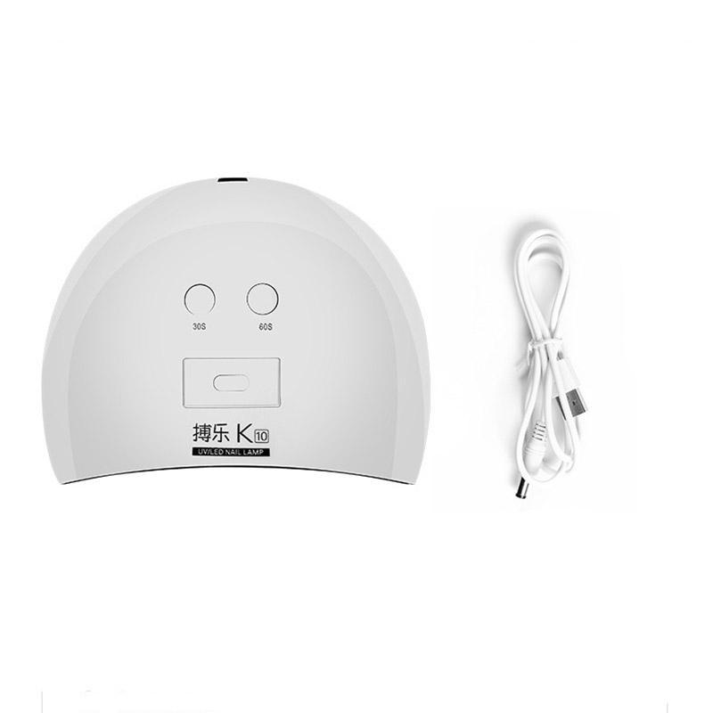 36W Pro Nail Polish Dryer Lamp LED UV Gel Acrylic Curing Lig