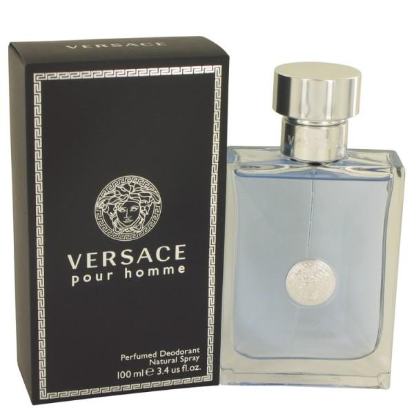 Versace Pour Homme - Versace desodorante en espray 100 ml