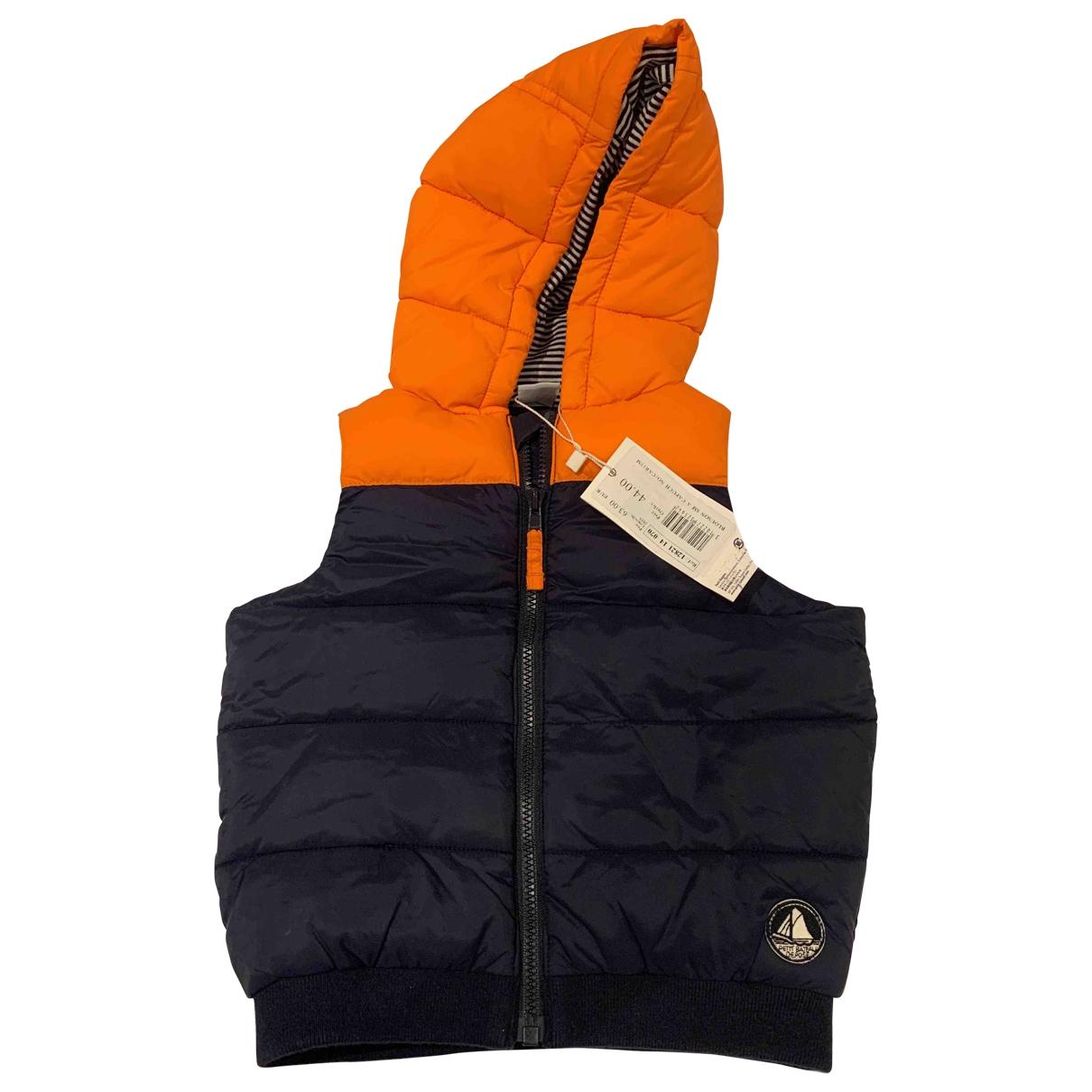 Petit Bateau \N Blue jacket & coat for Kids 12 months - up to 74cm FR