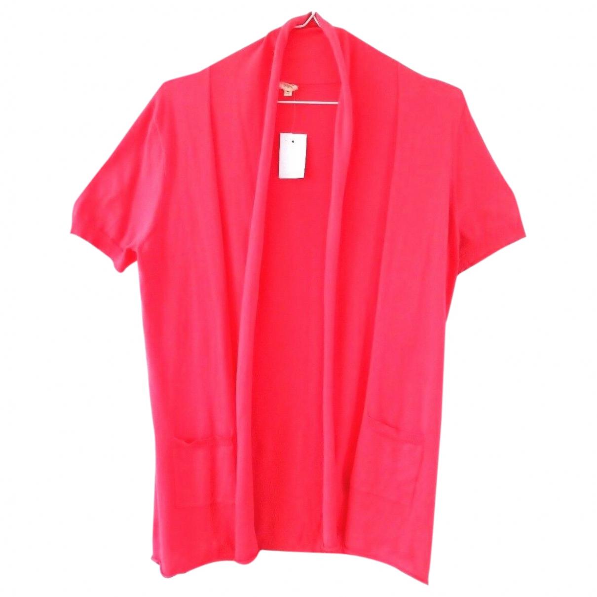 J.crew - Pull   pour femme en coton - rose