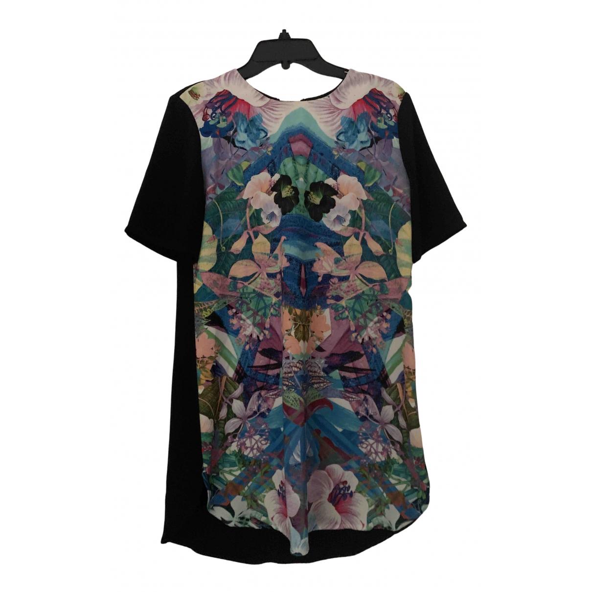 Finders Keepers \N Kleid in  Bunt Polyester