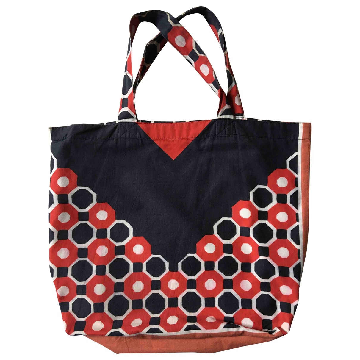 Marni \N Multicolour Cotton handbag for Women \N