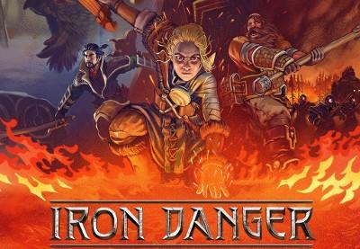 Iron Danger EU Steam CD Key