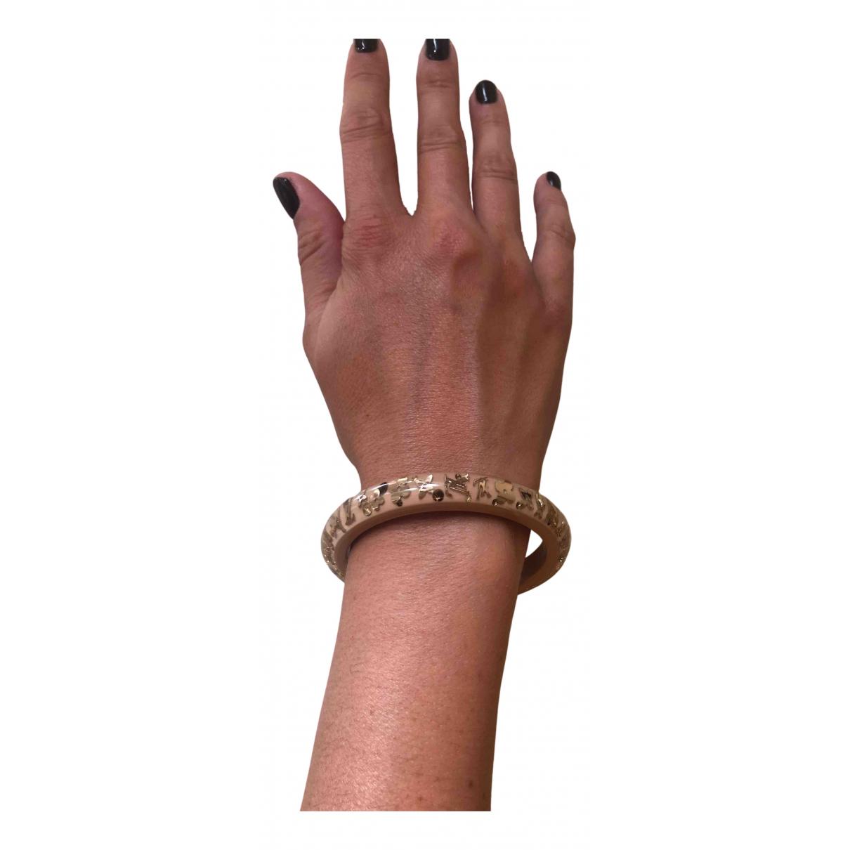 Louis Vuitton - Bracelet   pour femme - beige