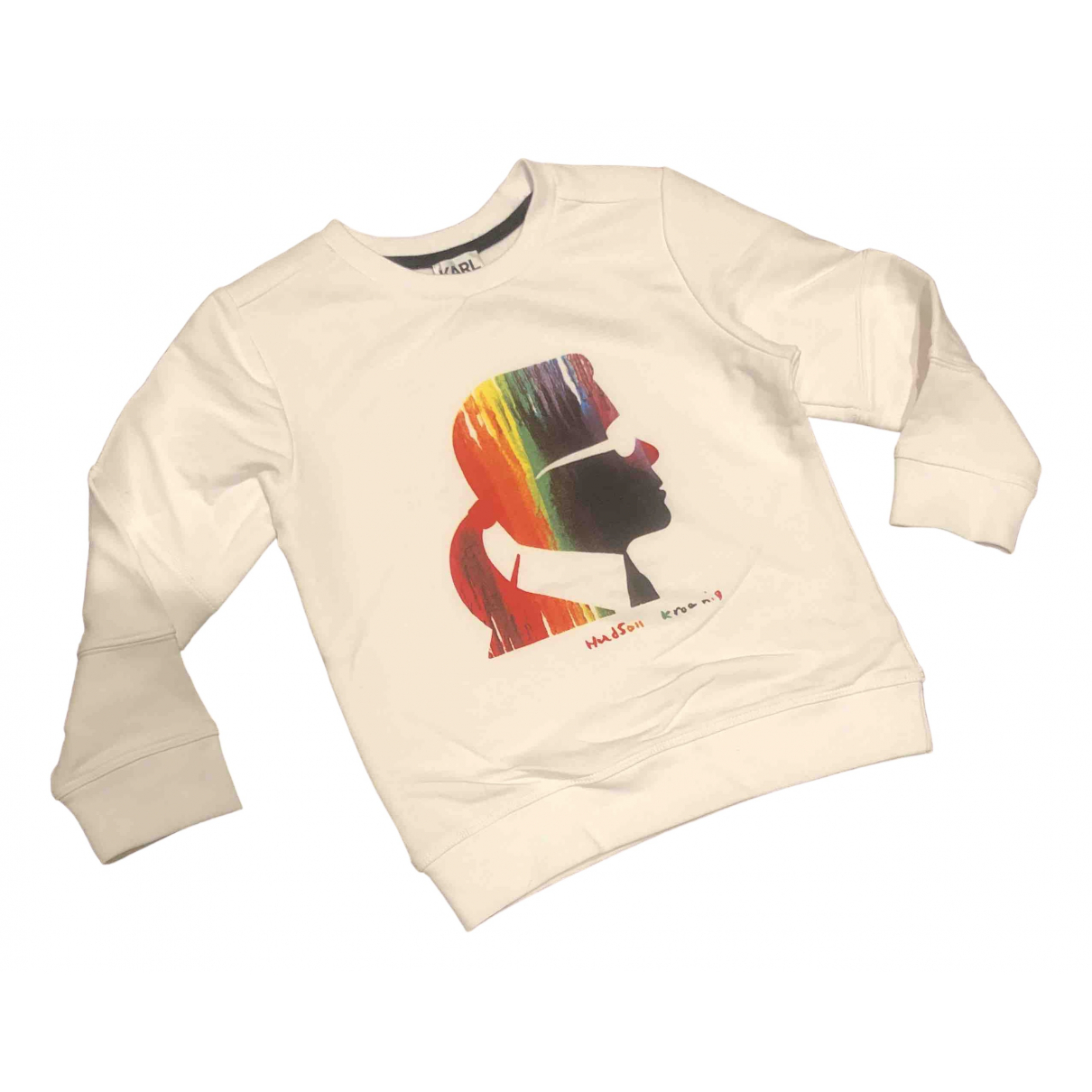 Karl Lagerfeld \N Multicolour Cotton Knitwear for Kids 4 years - up to 102cm FR