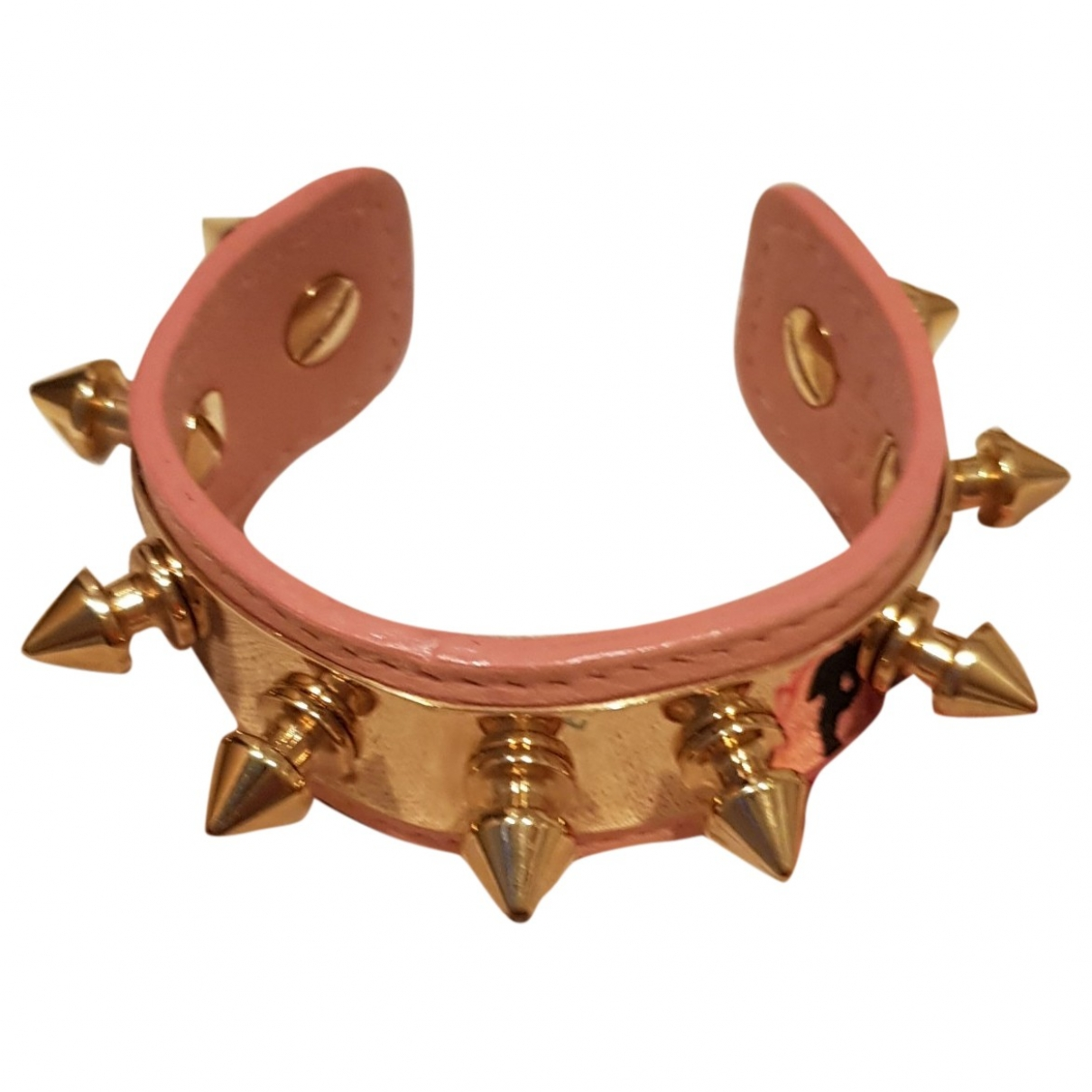Aurelie Bidermann \N Pink Gold plated bracelet for Women \N
