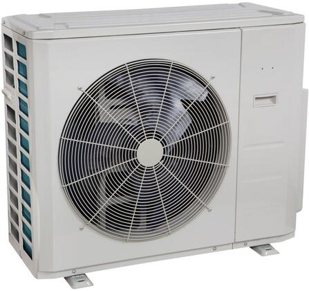 38MGRQ30D--3 Performance Series Minisplit Outdoor Unit for 4 Zones with 30000 BTU Cooling and 17400 BTU Heat Pump Capacity  230/208