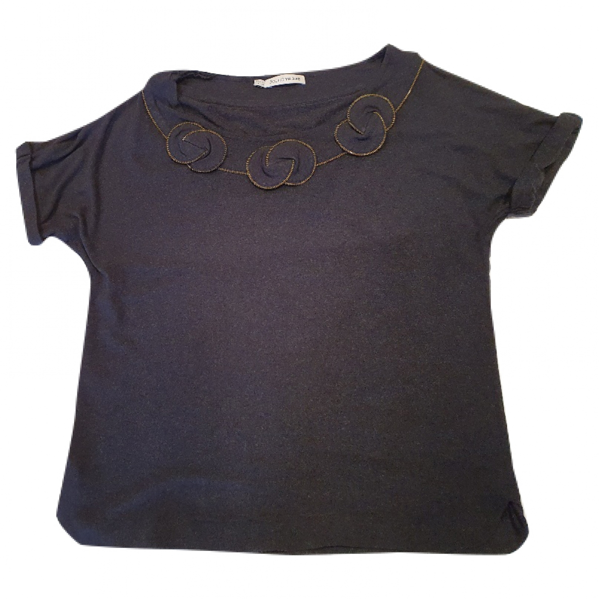 See By Chloe - Top   pour femme - gris