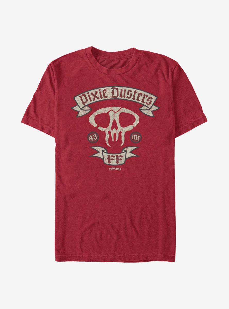 Disney Pixar Onward Dusters Back T-Shirt