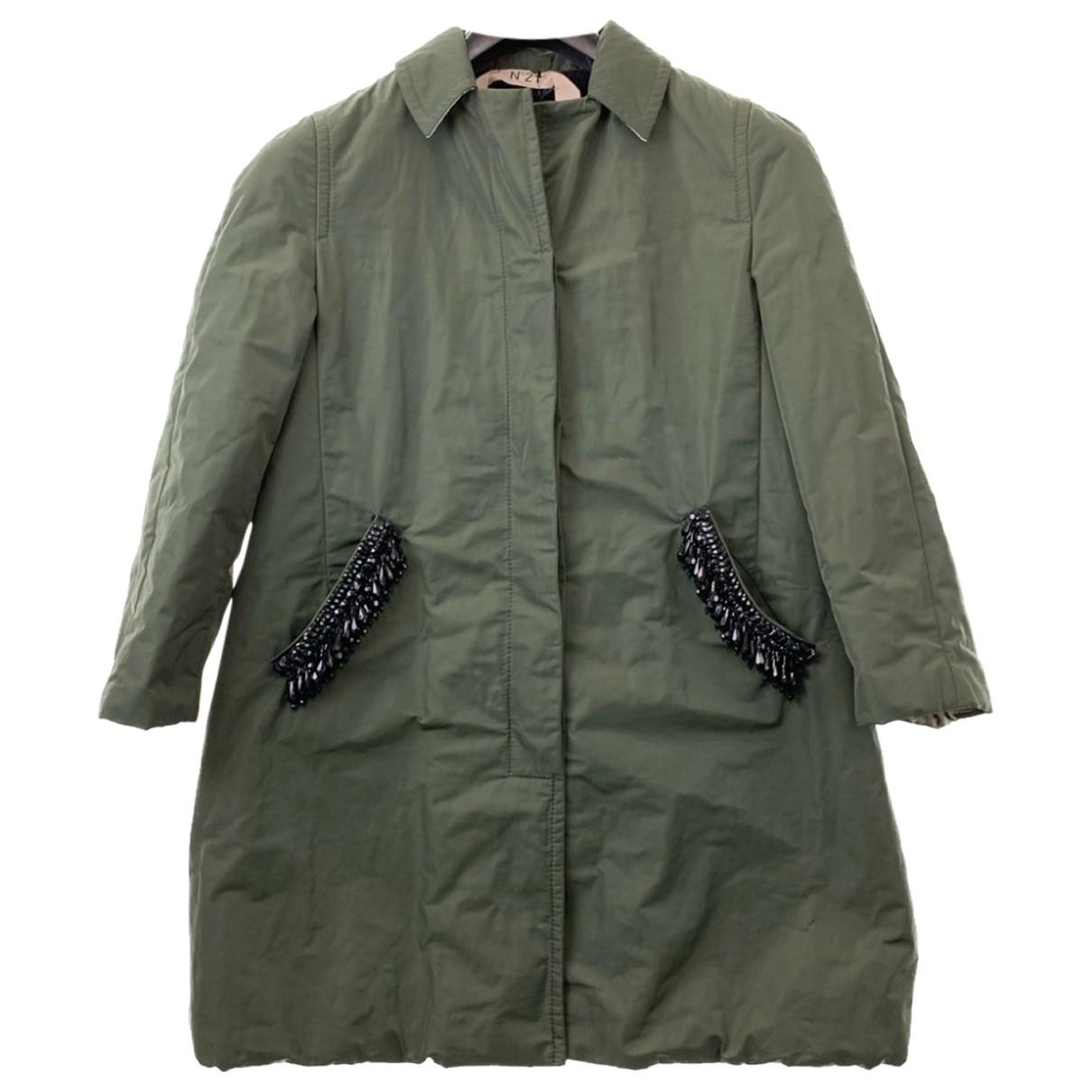 N°21 - Manteau   pour femme
