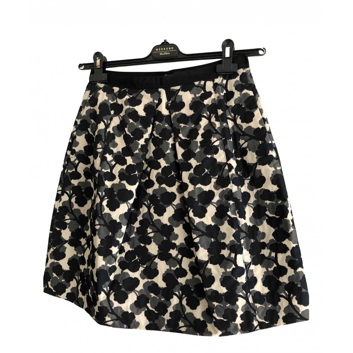 Max Mara Weekend N Black skirt for Women 6 UK