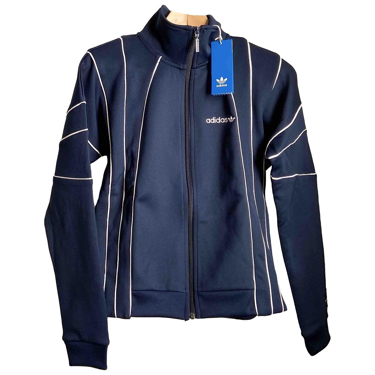 Adidas - Veste   pour femme - bleu