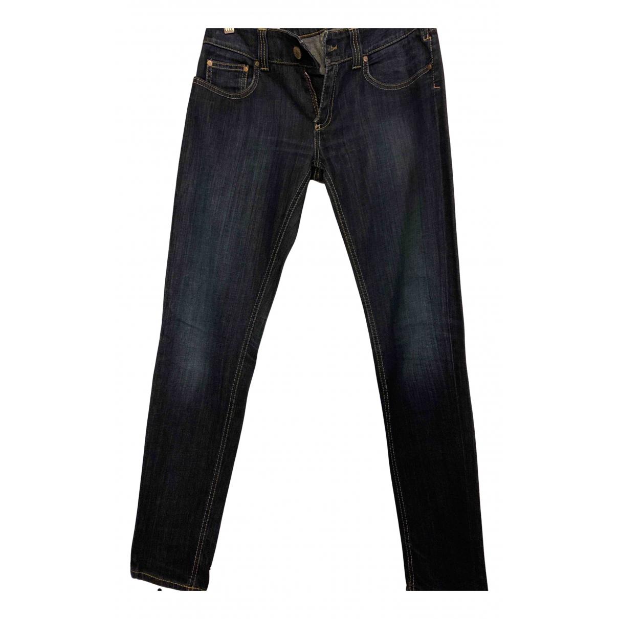Dondup N Blue Denim - Jeans Jeans for Women 29 US