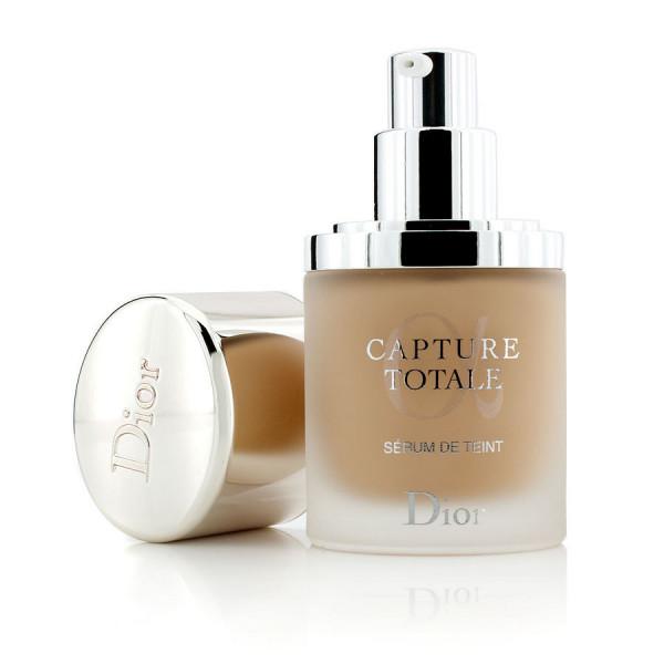 Capture Totale Fond de Teint Serum Correcteur 3D Rides - Taches - Eclats - Christian Dior 30 ml