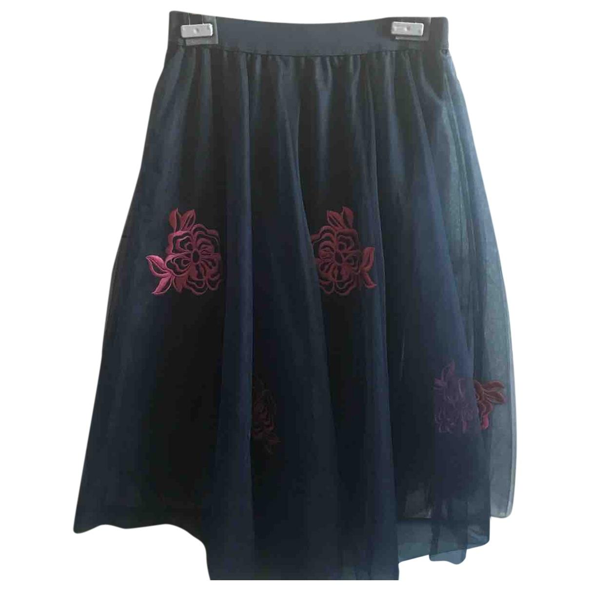 Liu.jo \N Blue skirt for Women 42 IT