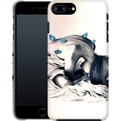 Apple iPhone 8 Plus Smartphone Huelle - Bodysnatchers von Kate Powell