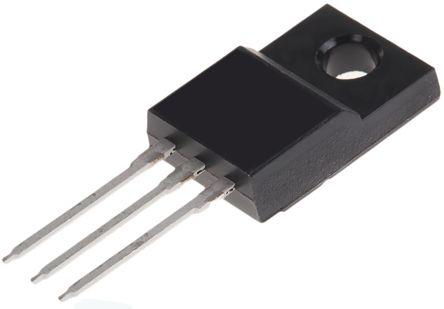 MagnaChip N-Channel MOSFET, 11 A, 660 V, 3-Pin TO-220F  MDF11N60BTH (10)