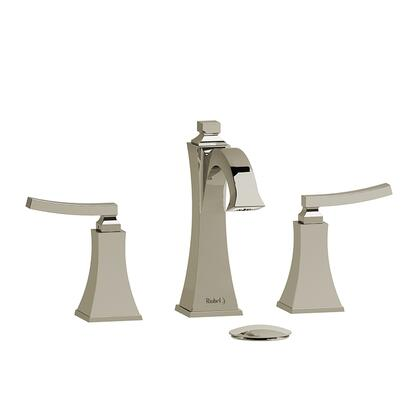 Eiffel EF08LPN 8 Lavatory Faucet with Lever Handles 1.5 GPM  in Polished