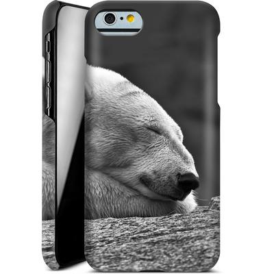 Apple iPhone 6s Smartphone Huelle - Polar Bear von caseable Designs