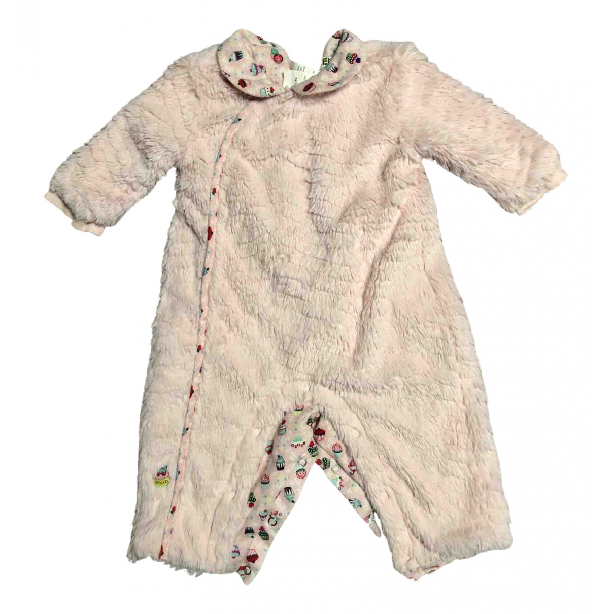 Kenzo - Les ensembles   pour enfant en coton - rose