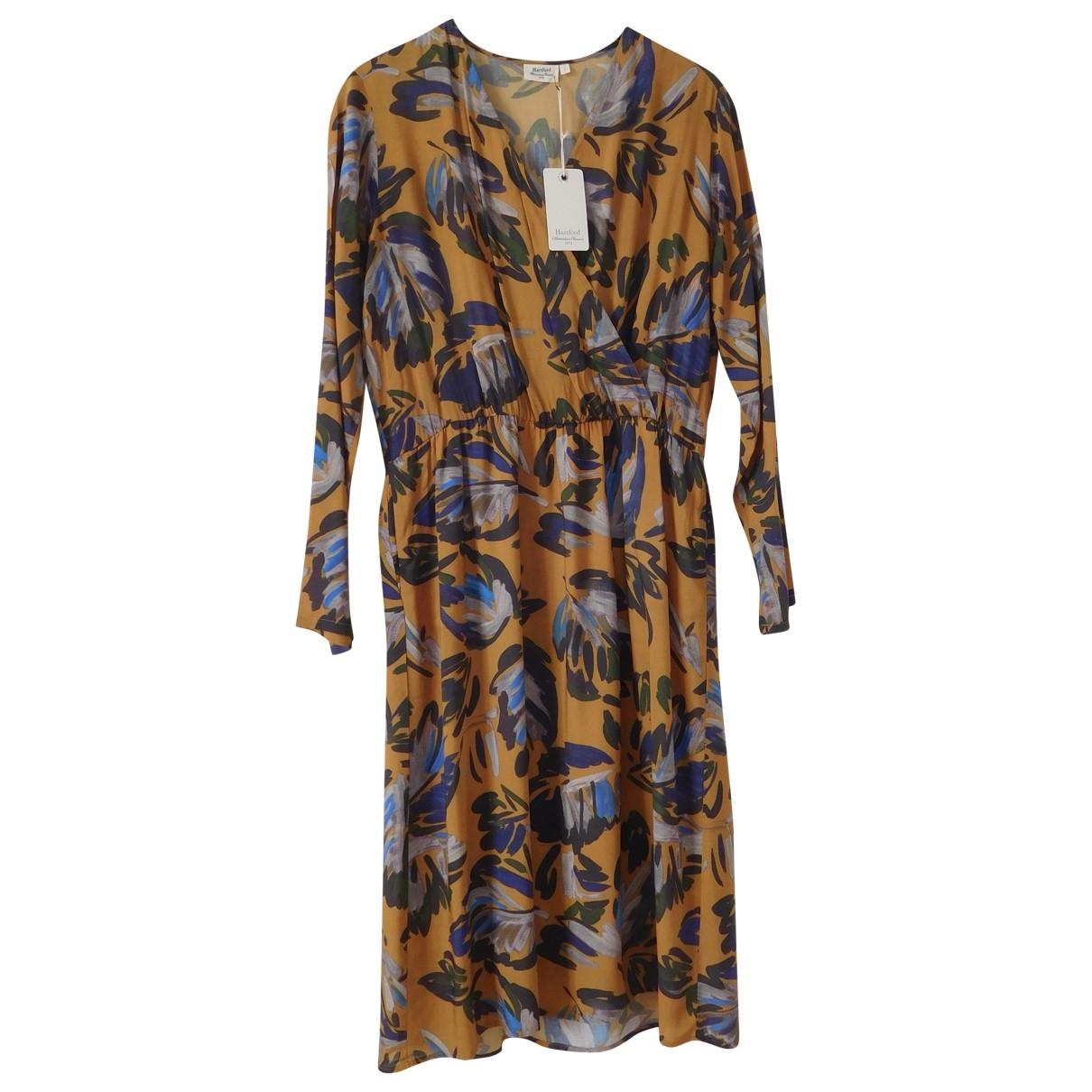 Hartford - Robe   pour femme - multicolore