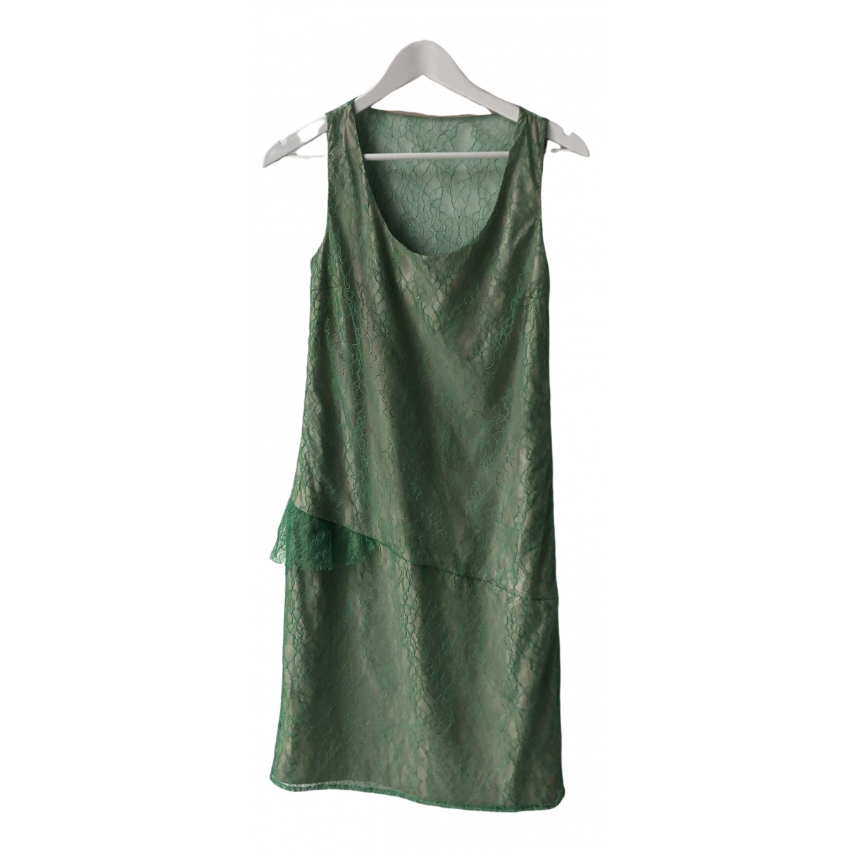 Véronique Branquinho \N Green Lace dress for Women 38 FR