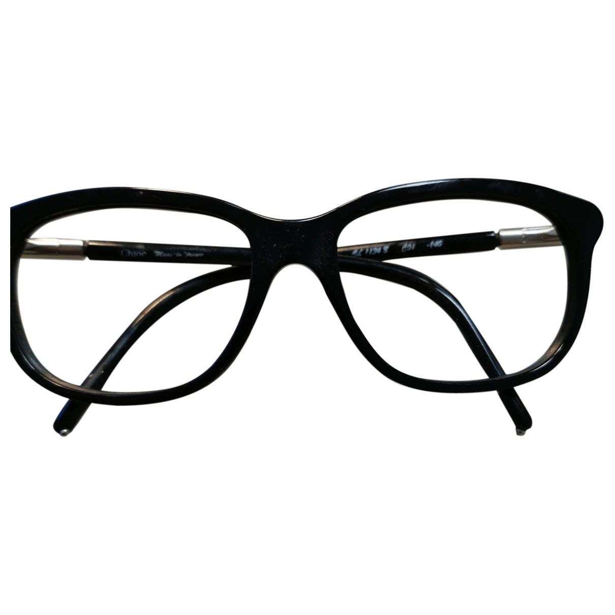 Chloe \N Sonnenbrillen in  Schwarz Kunststoff