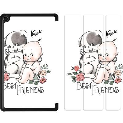 Amazon Fire 7 (2017) Tablet Smart Case - Best Friends von Kewpie®