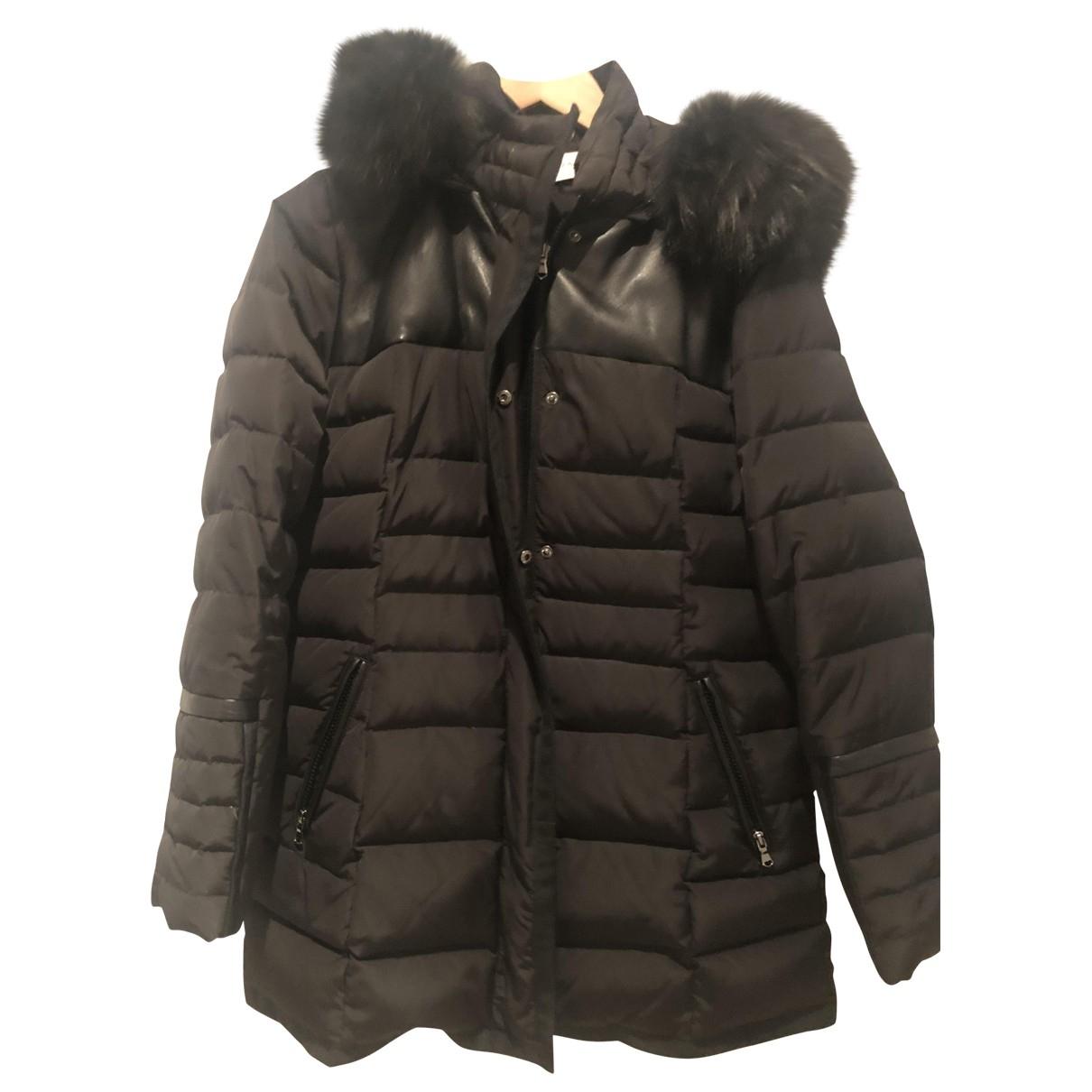 Zapa - Manteau   pour femme - noir