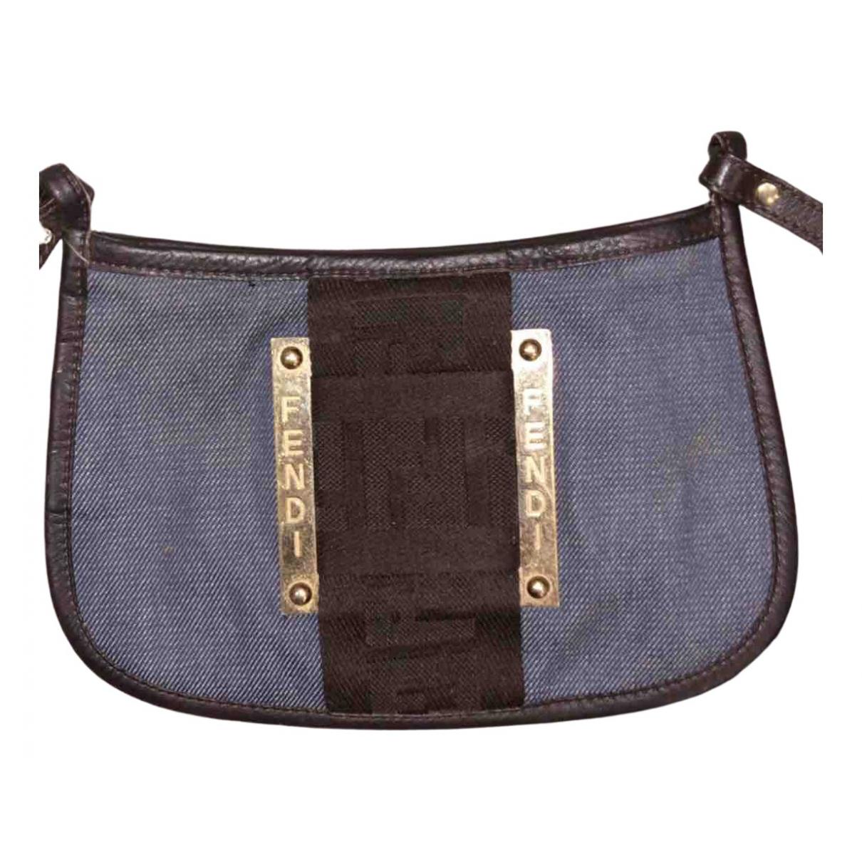 Fendi N Denim - Jeans handbag for Women N