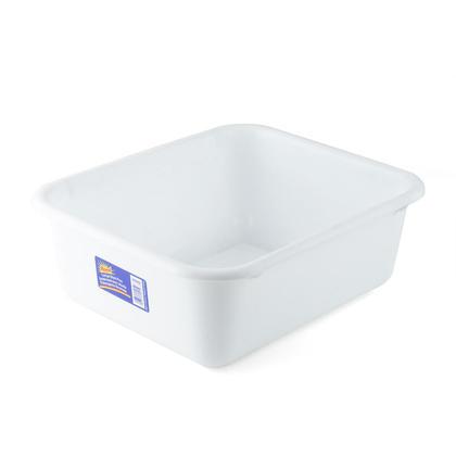 Grands lavabos portables rectangulaires en plastique, 14