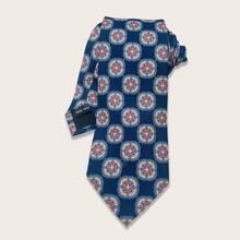 Corbata de hombres floral