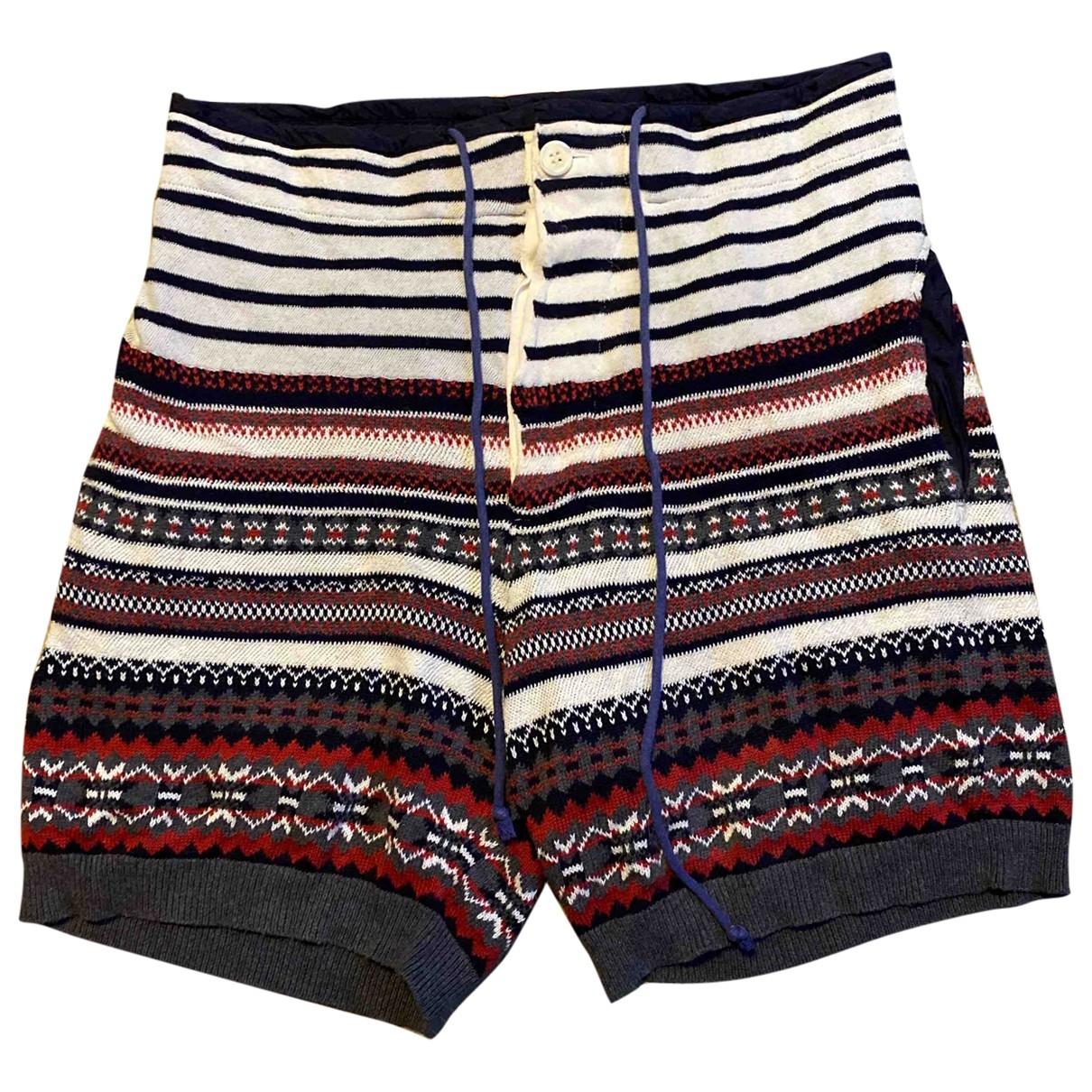 Sacai \N Shorts in  Bunt Baumwolle
