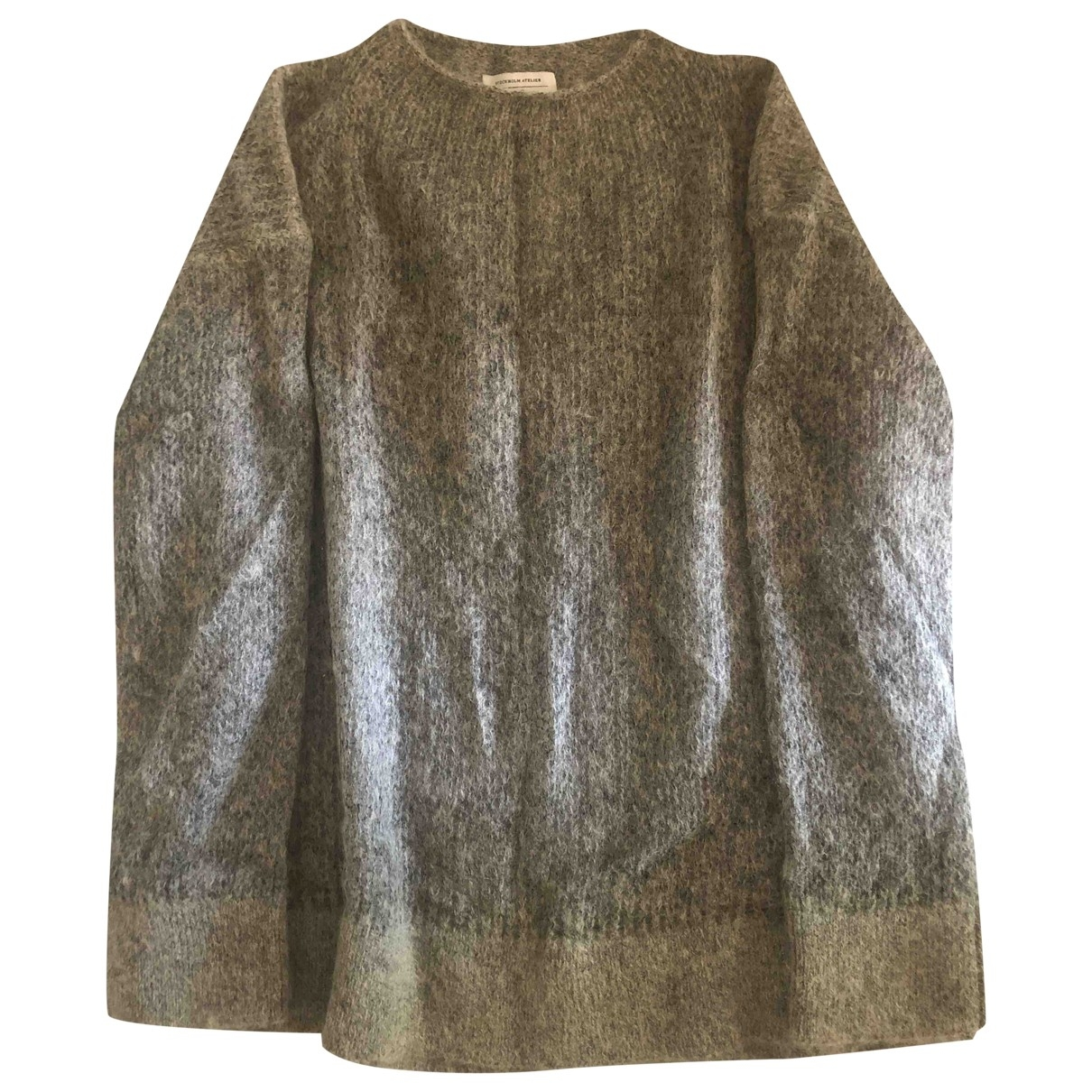 & Stories \N Grey Wool Knitwear for Women S International