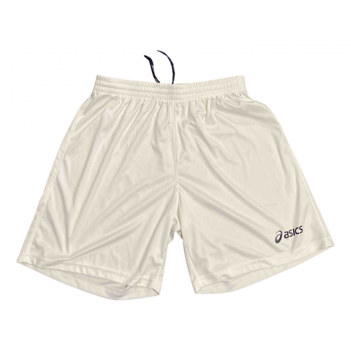 Asics \N Shorts in  Weiss Polyester
