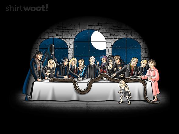 A Dinner Of Darkness T Shirt