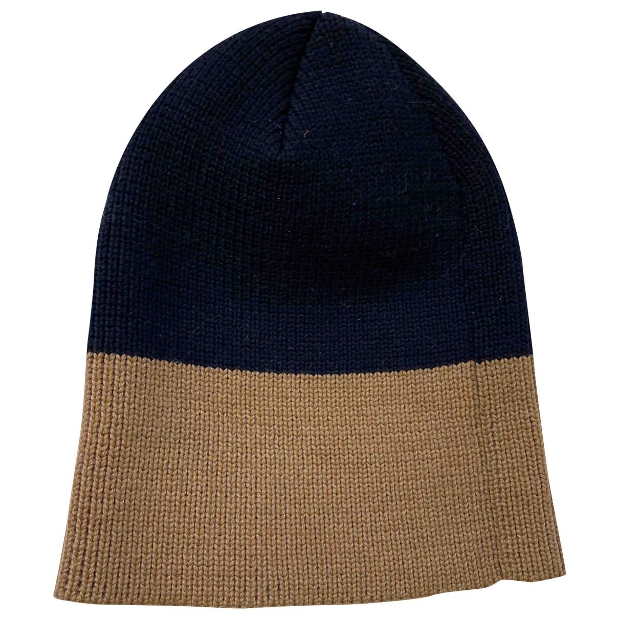 Marni \N Multicolour Wool hat & pull on hat for Men M International