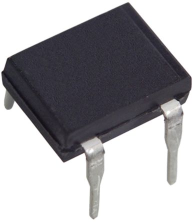 Fagor Electronica DF08M TU, Bridge Rectifier, 1A 800V, 4-Pin DF-M (50)