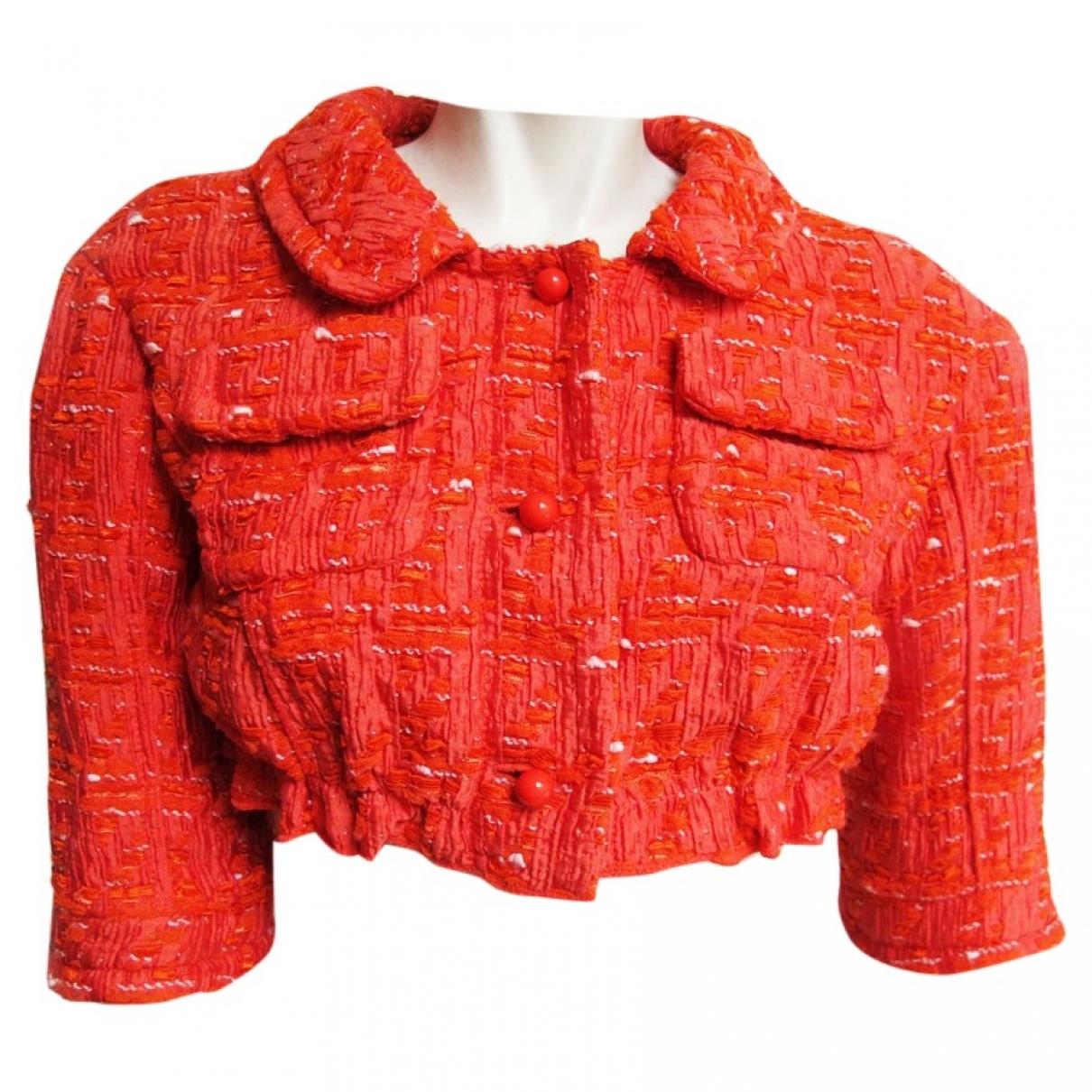 Nina Ricci \N Orange jacket for Women 38 FR