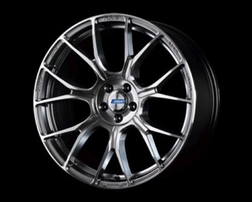 GramLights WGAB0145ESA 57BNA Wheel 19x7.5 5x114.3 45mm Shining Silver/DC/Machining