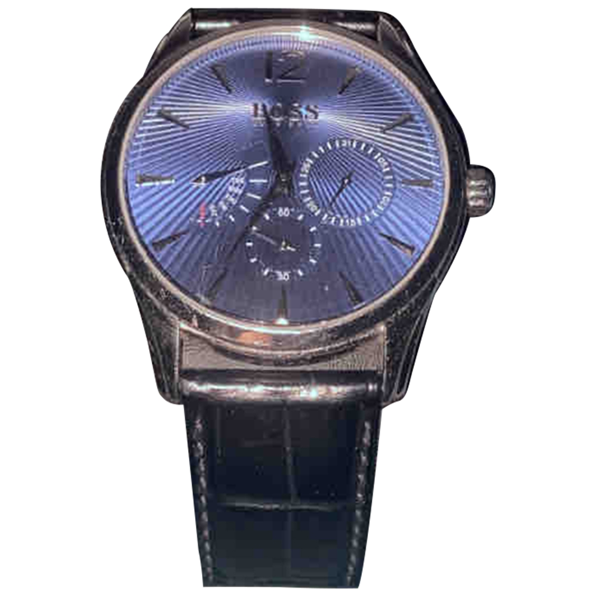 Hugo Boss \N Blue Steel watch for Men \N