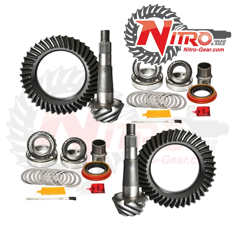 Nissan Patrol/Safari 5.13 Ratio Gear Package Kit Nitro Gear and Axle