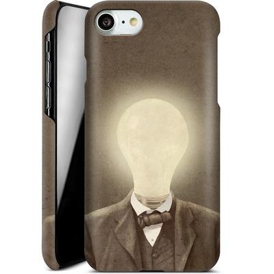 Apple iPhone 7 Smartphone Huelle - The Idea Man von Terry Fan