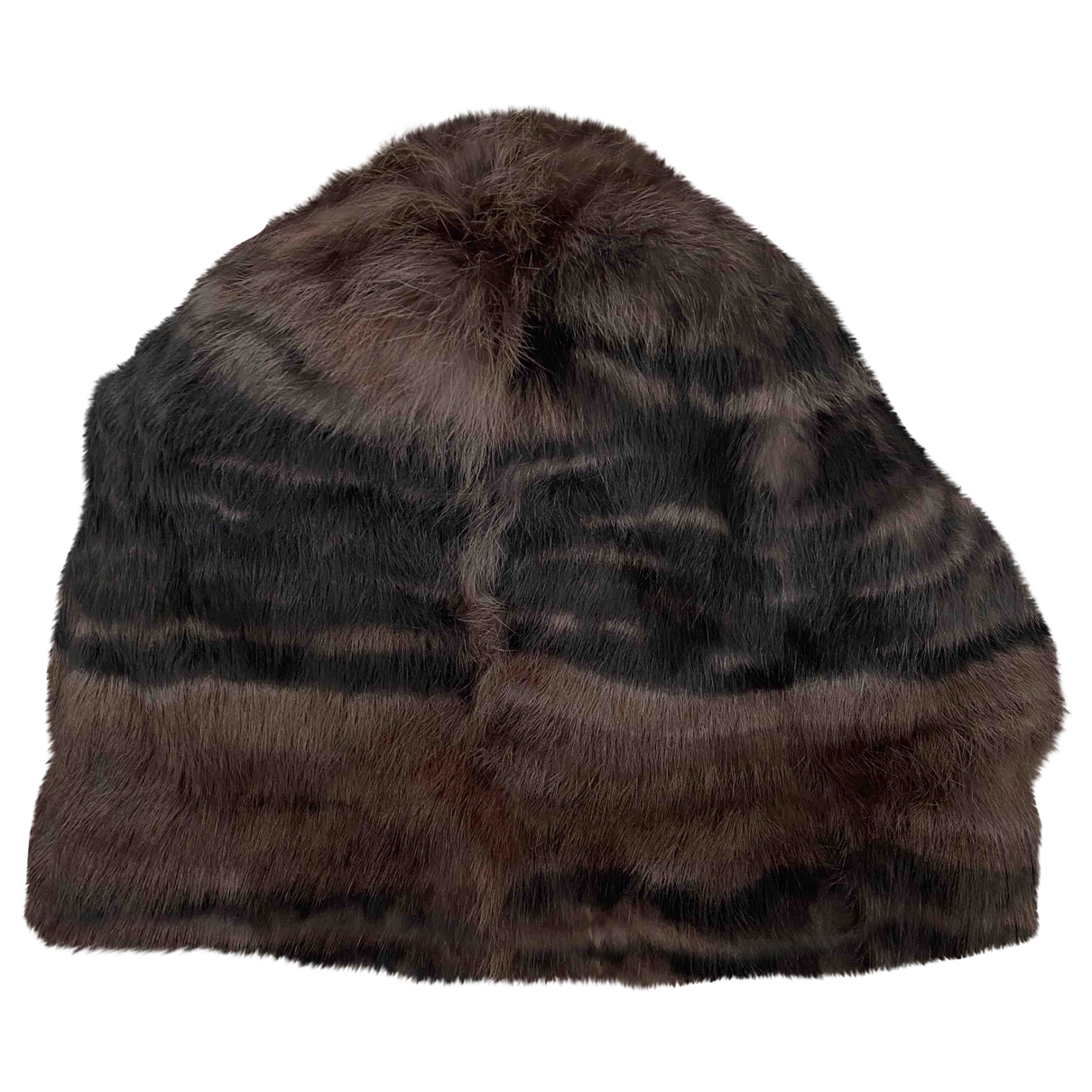 Danielapi \N Brown Rabbit hat for Women M International